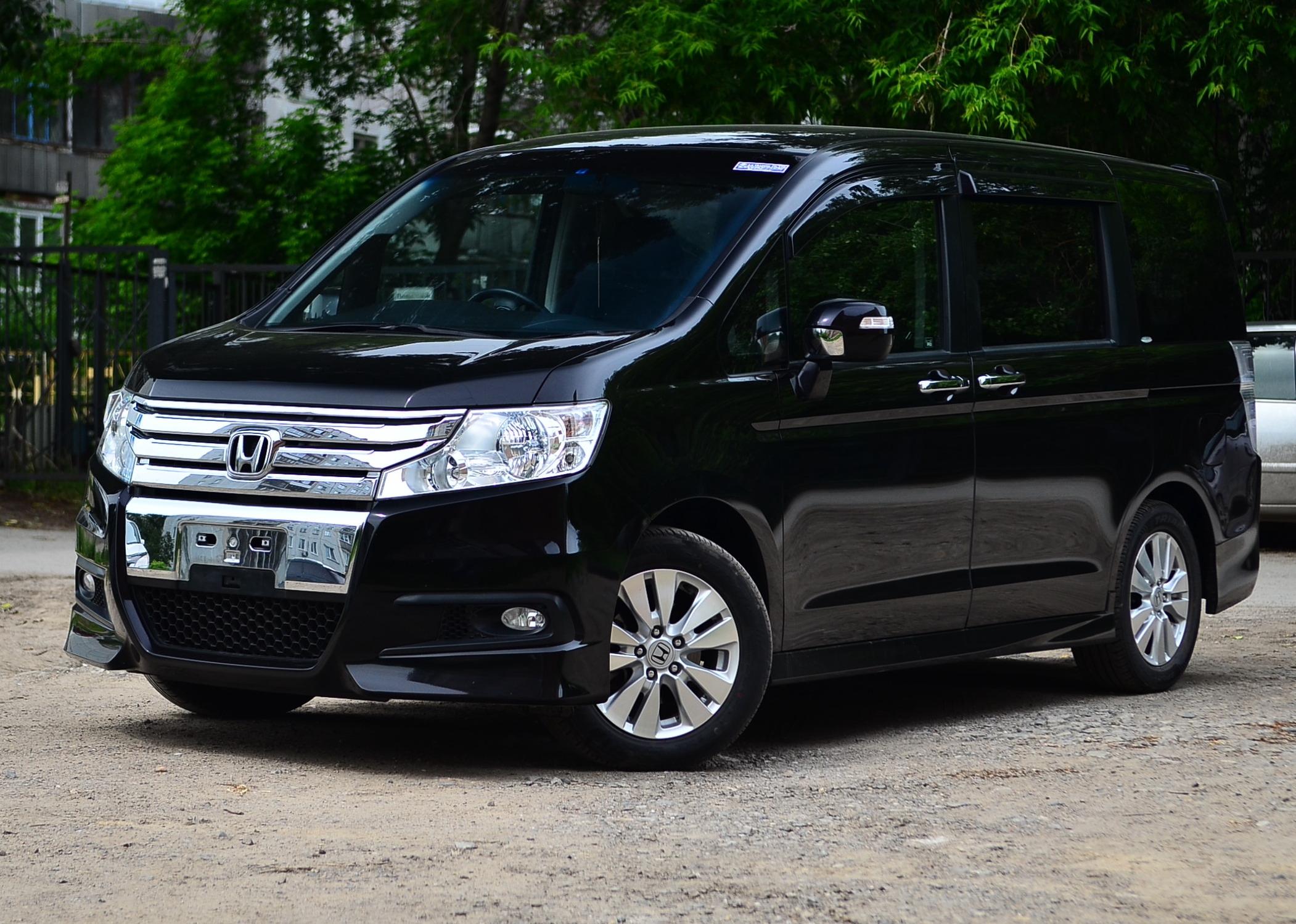Honda Stepwgn 1 170 000 руб