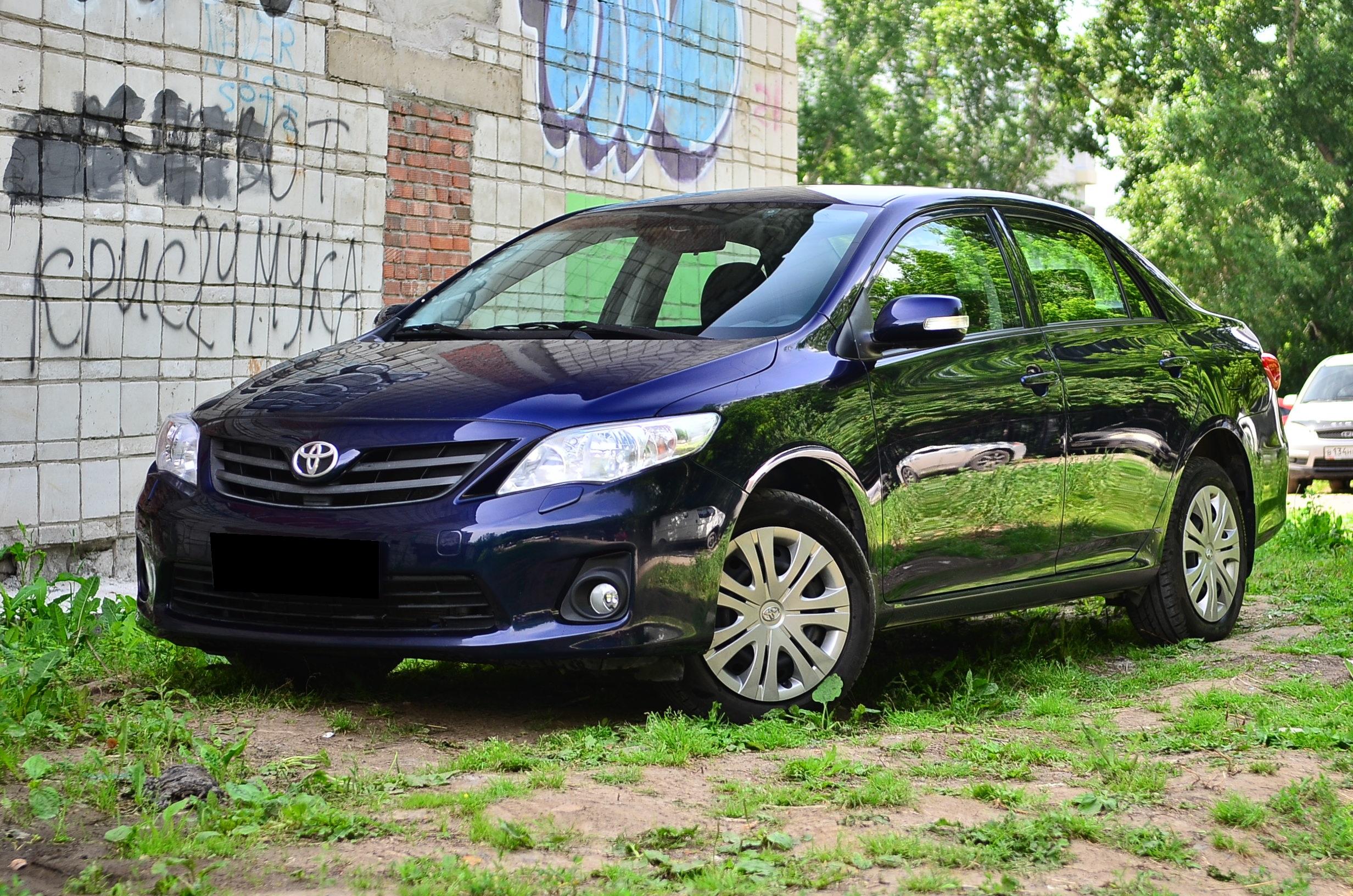 Toyota Corolla 700 000 руб