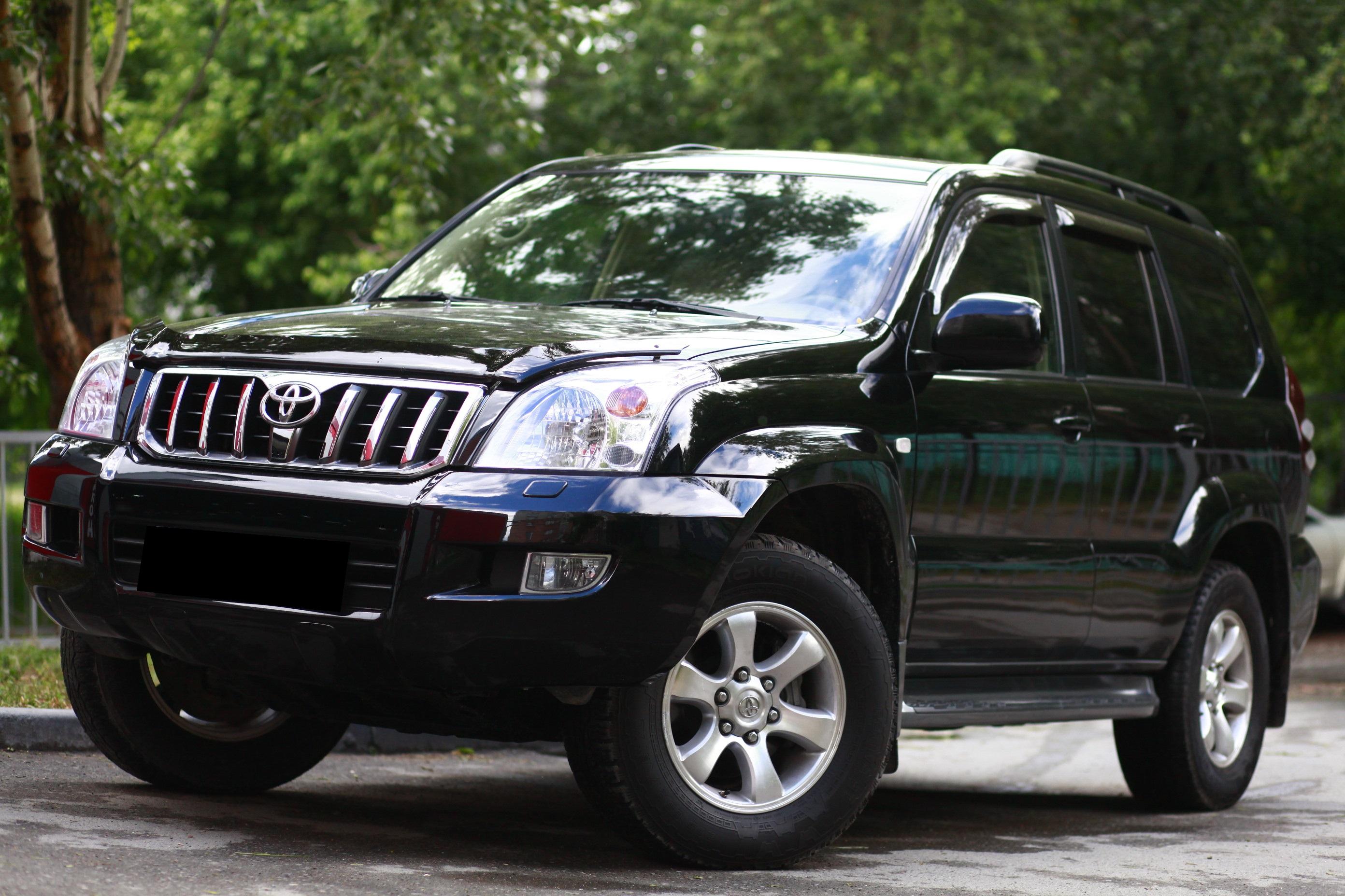 Toyota Land Cruiser Prado 1 630 000 руб
