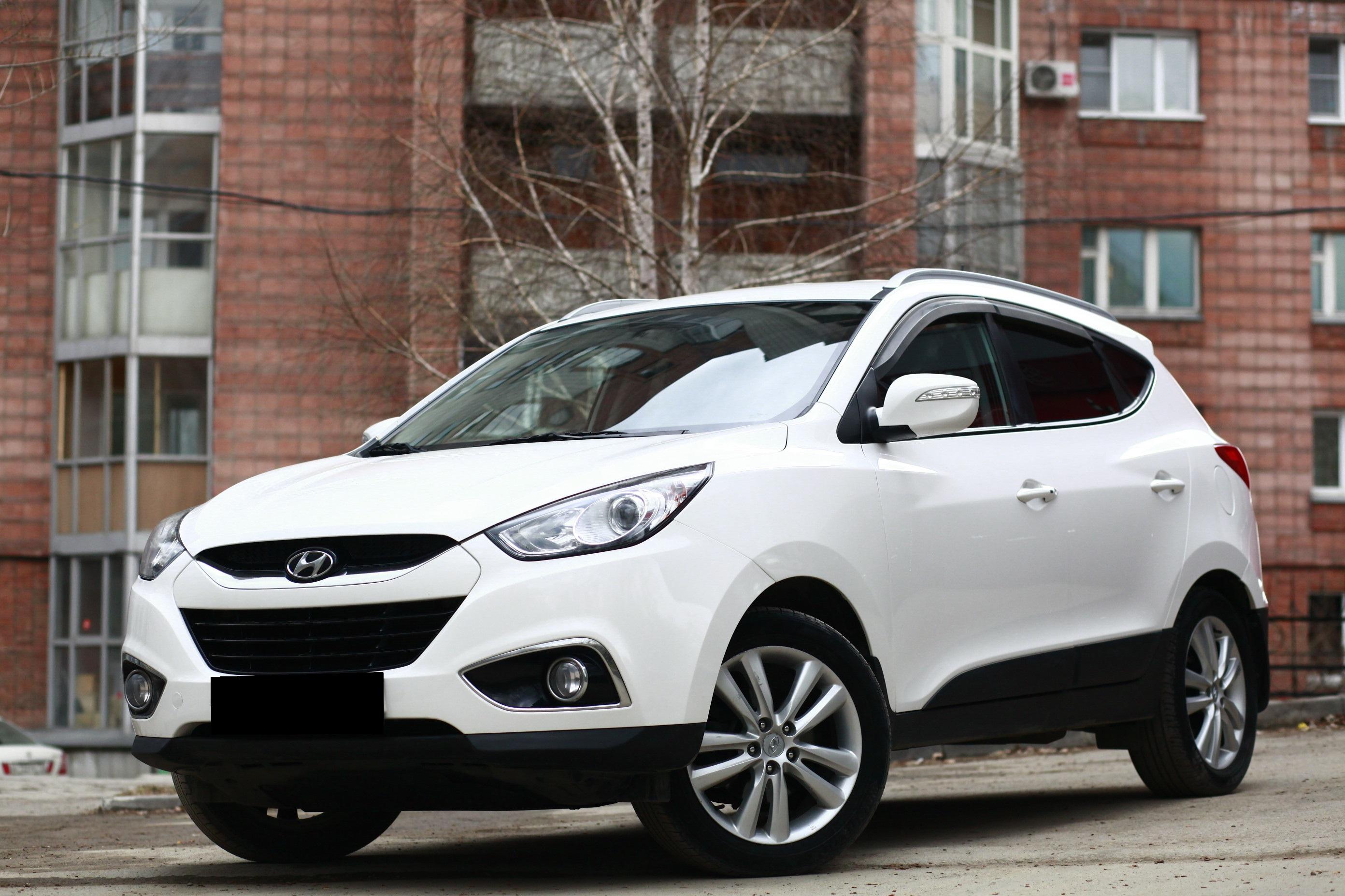 Hyundai ix35 850 000 руб